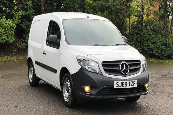 Mercedes-Benz Citan Long Diesel 109CDI BlueEFFICIENCY Van