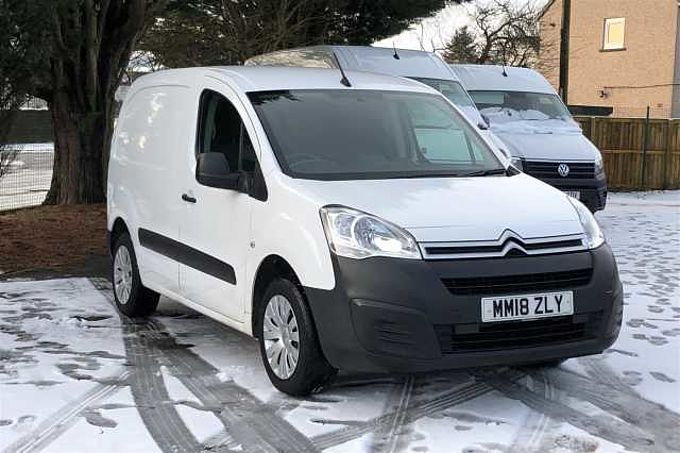 Citroen Berlingo 1.6 BlueHDi (10) L1 850 Enterprise Panel