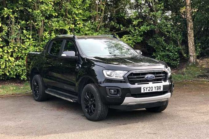 Ford Ranger Diesel Pick Up Double Cab Wildtrak 3.2 EcoBlue 200 Auto