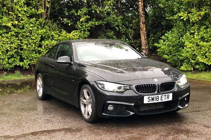 BMW 4 Series 2.0TD 190bhp 420d xDrive M Sport Coupe