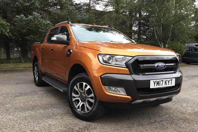 Ford Ranger Diesel Pick Up Double Cab Wildtrak 3.2 TDCi 4WD Auto